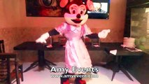 MINNIE MOUSE Cartoon Character DANCING, Noida, India  | AMY EVENTS