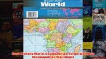 Download PDF  Rand McNally World Cosmopolitan Series Wall Map Cosmopolitan Wall Maps FULL FREE