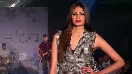 Athiya Shetty Flaunts Her Fashion On The Ramp – Hot Or Not ? (720p Full HD) (720p FULL HD)