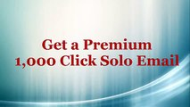 Supercharged Solo Ads Review | Supercharged Solo Ads - 1,000 Click Solo Email Trial