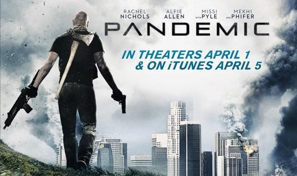 Pandemic – Movie Trailers – 2016