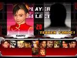 Tekken 3 Tekken Force Mode Hwoarang  - STAGE 1 __  PS1 Gameplay