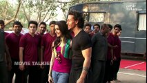 Stunt Gone Wrong: Tiger Shroff Almost Hits Shraddha Kapoor During Stunts On Sets Of Baaghi