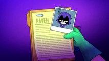 Os Jovens Titãs em Ação: Episódio - As Personalidades da Ravena   PT-BR