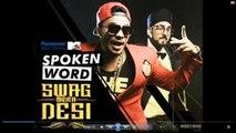 Raftaar vs Bohemia - The Real Desi Hip Hop (Dreams of HIP HOP) Hindi Rap and Panjabi Rap Song