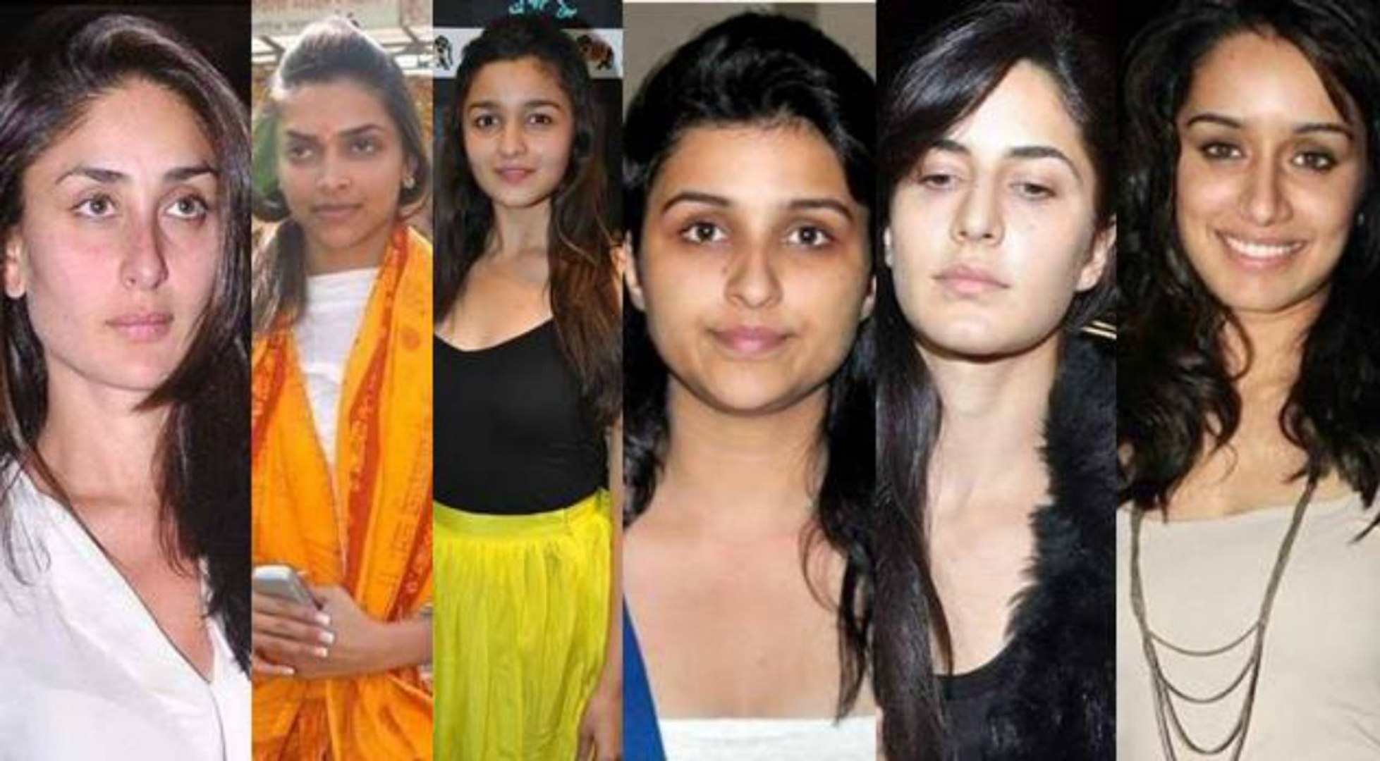 7 selfie pics of bollywood beauties without makeup