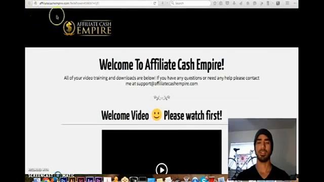 Affiliate Marketing Beginners Course- Affiliate Cash Empire