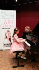 Sonatine Allegro by 6 year old Xuanxuan