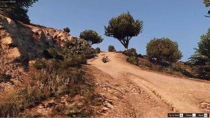 GTA V Funny & Fails Moments (GTA 5 Stunt Game PC)