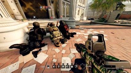 Rainbow Six Siege - Fun and Fails