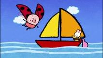 Faro - Louie dibujame un Faro   Dibujos animados para niños