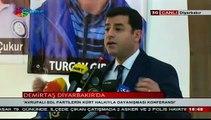 Selahattin Demirtaş: 'Bu halk Kürdistan'da özgürce yaşadığı gün barış olur' (Trend Videos)