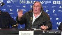 Gérard Depardieu n'aime pas grand monde