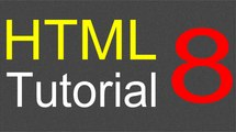 HTML Tutorial for Beginners - 08 - Resizing and sizing images