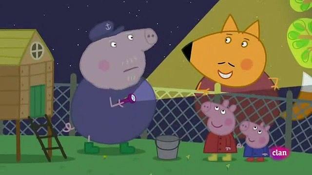 Peppa pig Español- Animales nocturnos - Peppa pig capítulos completos en español