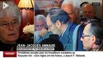 Jean-Jacques Annaud raconte sa drôle de rencontre avec Umberto Eco