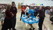 """90 DAVE KREITER SINGS/CALLS """"WARM AND FUZZY TIME OF THE YEAR"""" SQUARE DANCE"""