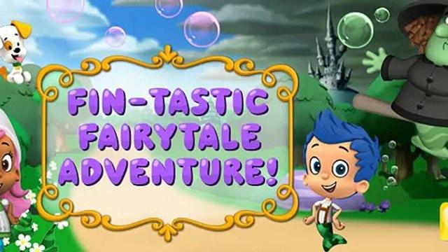 Bubble Guppies: Bubble Guppies Fin- Tastic Fairytale Adventure.