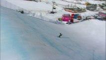 Ski Slopestyle - PyeongChang - Le run de Christiansen