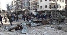 Suriye Muhalefeti Ateşkes Şartını Açıkladı: Rusya Saldırıları Dursun