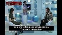 Female Comedy - Man Slaps Female Host (Egyptian Israeli TV Prank Goes Bad)