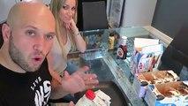 NASTY ICE CREAM SANDWICH PRANK!! featuring BFvsGF - HOW TO PRANK