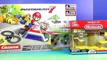 World Of Nintendo Mario kart 7 Cattera Racing System Super Mario Bros. Donkey Kong & Yoshi