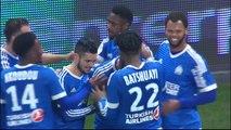 Goal Mauricio ISLA (28) / OGC Nice - Olympique de Marseille (1-1)/ 2015-16