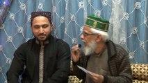 Muhammad Farooq Warsi Sahib~Urdu Naat Shareef~ Sarkar صلى الله عليه وسلم key aowsaf ka izhar krein gey hum pe karam