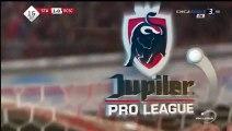 Ivan Santini Goal HD -, Standard Liège 1-0 Sporting Charleroi Jupiler Pro League 20.02.2016