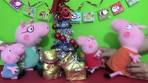 Peppa Pig Christmas - Peppa pig english episodes - Peppa Pig Toys videos