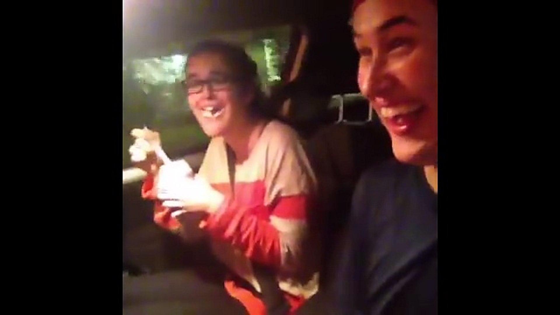 New Funny Videos - Funny Pranks 2015 - Scary Pranks TOP Funny Pranks Compilation 2016_15
