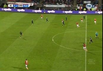 Гол Риджечиано Хапс · АЗ Алкмар (Алкмар) - Гронинген (Гронинген) - 3:0