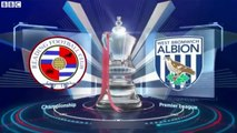 Reading 3_1 West Brom _ the FA Cup 2015