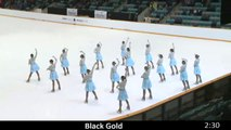 2016 SC SYNCHRO NATIONALS - OPEN FREE PROGRAM 2 - GROUP 2