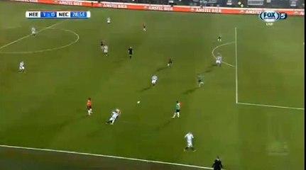 Гол Хэнк Веерман · Херенвен (Херенвен) - НЕК (Неймеген) - 1:0