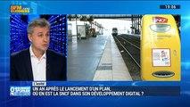 Où en est la SNCF dans son développement digital ? - 20/02