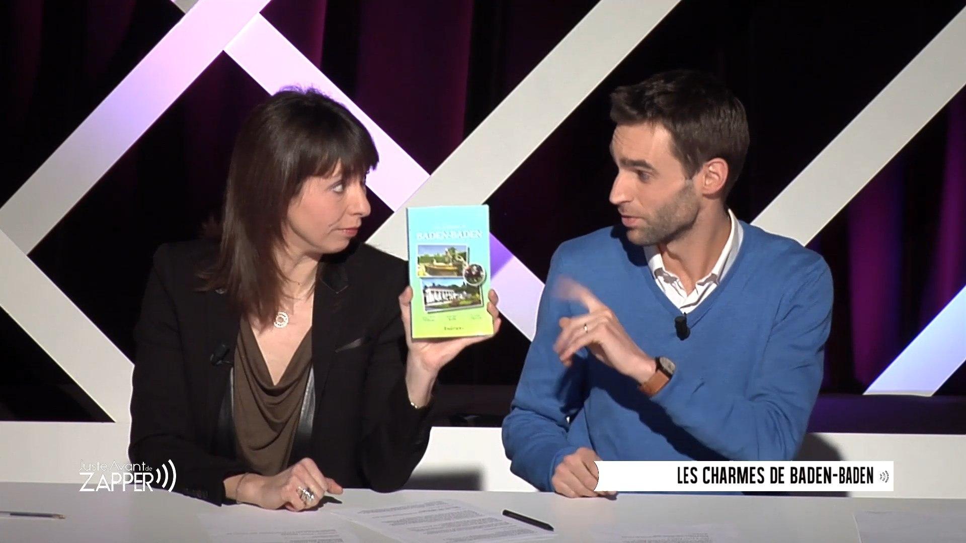 « Les Charmes de Baden-Baden » de G. de Nerval, J.-P. Klée, O. Larizza (Mirabelle TV)