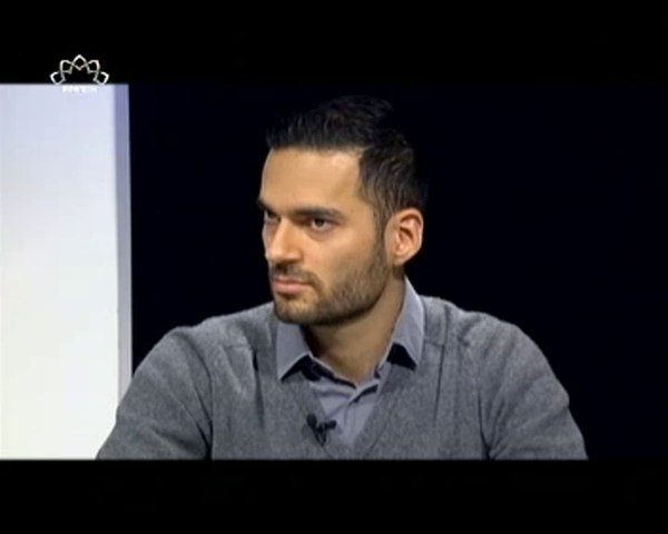 Vincent Lapierre parle de l'Amérique latine sur Sahar TV