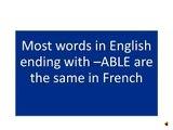 Cours dAnglais Accélérés, Parler Anglais très vite lecon 2