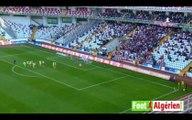 Super Lig : Antalyaspor 2 - Caykur Rizespor 1 (le but encaissé par Raïs M'bolhi)