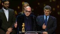 """Italiana """"Fuocoammare"""" gana el Oso de Oro de la Berlinale"""