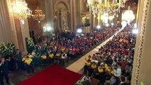 Los jóvenes, base de los discursos del Papa