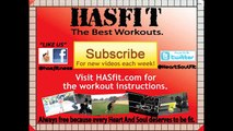 10 Minute Trainer Workouts To Lose Belly Fat Fast! Part 1 of 3 Weight Loss Cardio Workout HASfit (News World)