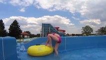 TOP 10 toboggans, aquapark, Parc aquatique, glissades deau populaires 2014 2015