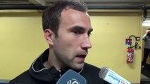 L1-J27 La réaction de Maxime Baca après Lorient (4-3)