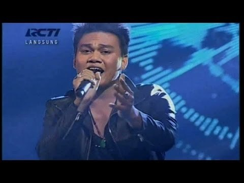 GEDE BAGUS - I DON'T WANT TO MISS A THING (Aerosmith) - GALA SHOW 4 - X Factor Indonesia
