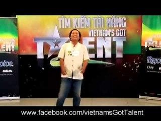 Hát bằng giọng của các loại vật - VietNam's Got Talent tại Buôn Mê Thuộc P2