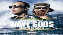 French Montana - Man of My city ft. Travis Scott & Big Sean (Wave Gods)