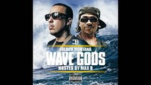 French Montana - Wave Gods (Intro) [feat. Chris Brown] {Wave Gods} - Lyric Video